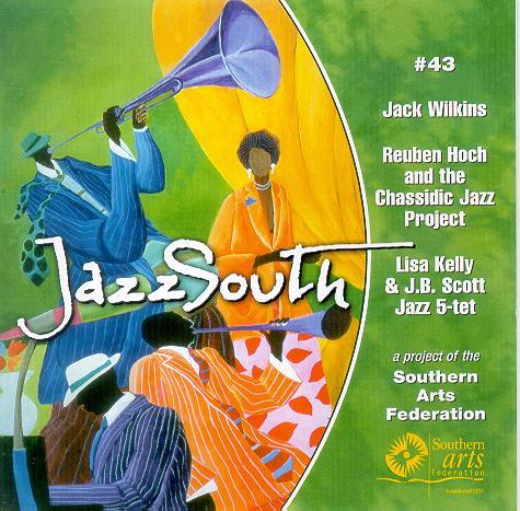 Jazz South Radio Program Interview with Reuben Hoch
